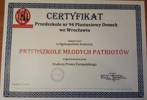 Dyplom Patriotów